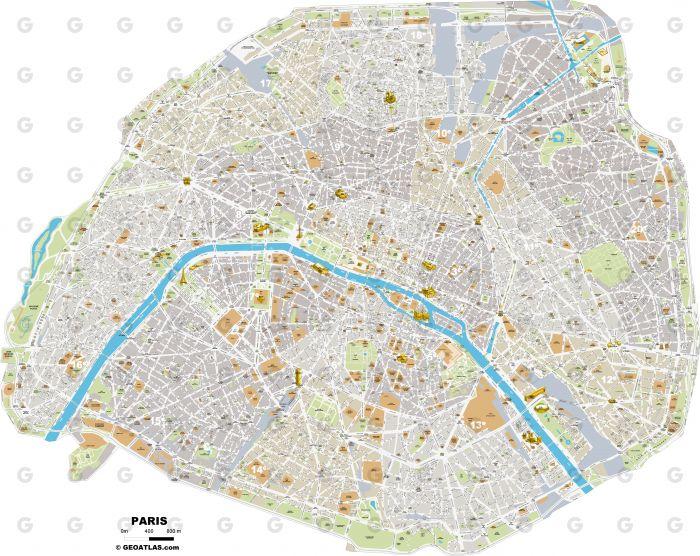 Paris Global Monuments