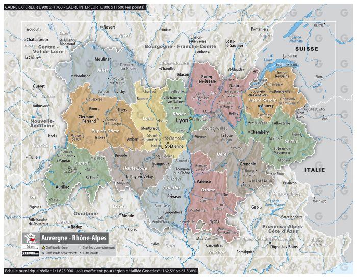 Auvergne - Rhône-Alpes
