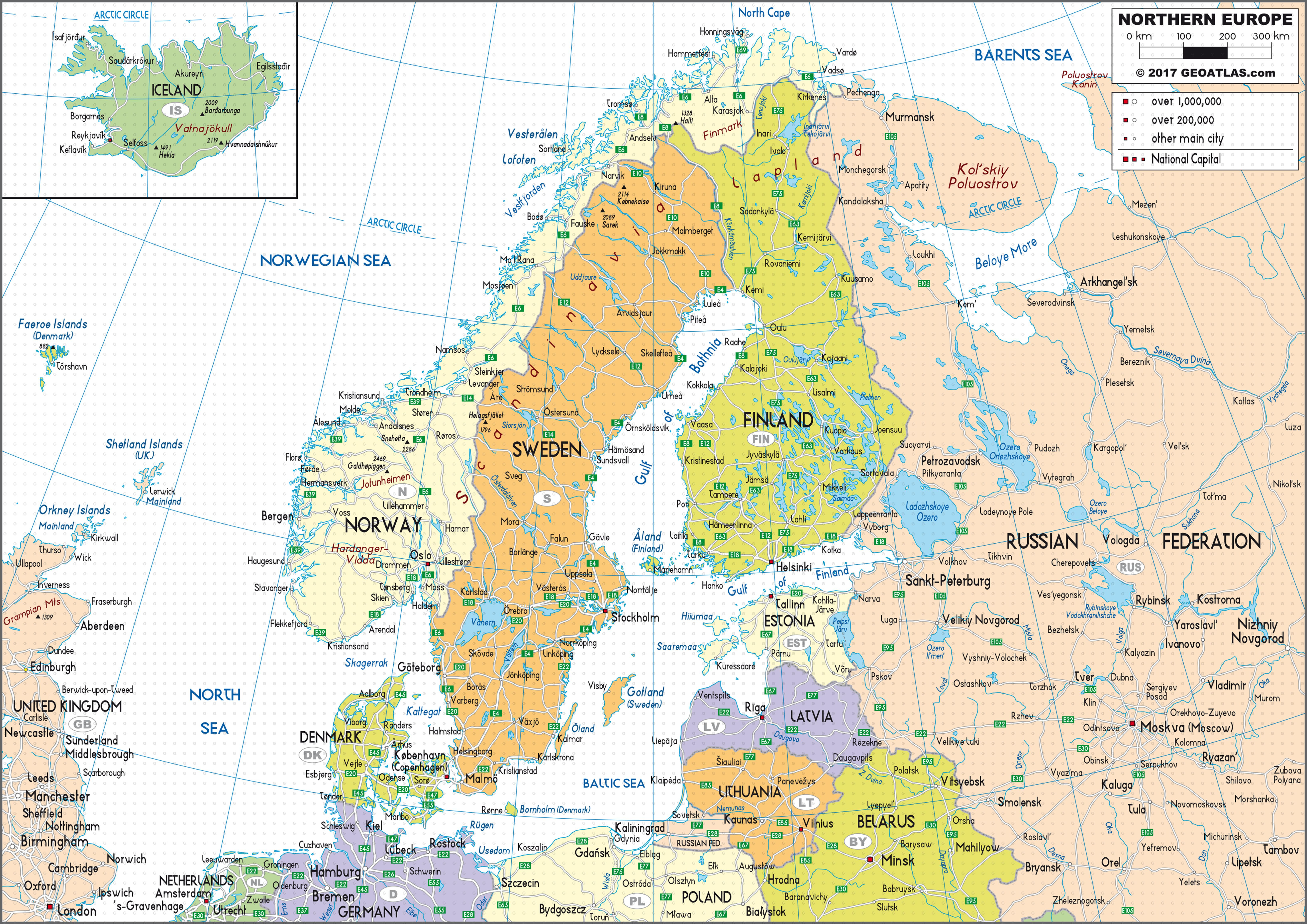 northern europes largest cin - HD1600×1130