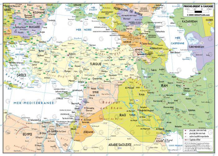 Europe Proche-Orient
