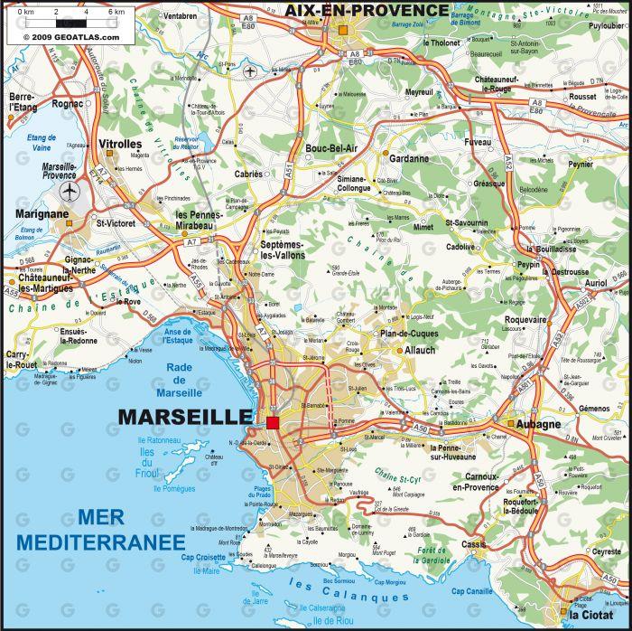 Marseille Aix