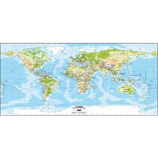 Monde - Geographique