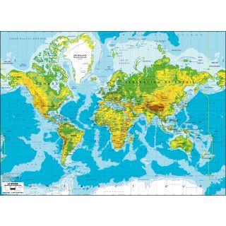 Monde - Mercator Europe