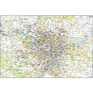 Paris Agglomeration