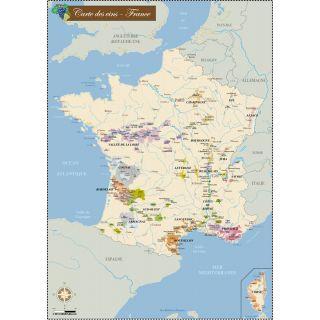 Regions des Vins