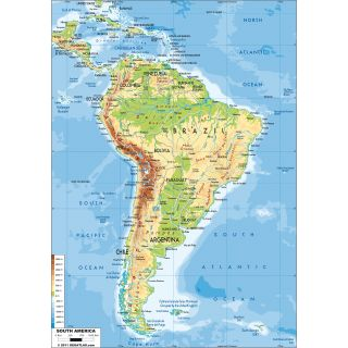 Amerique du Sud