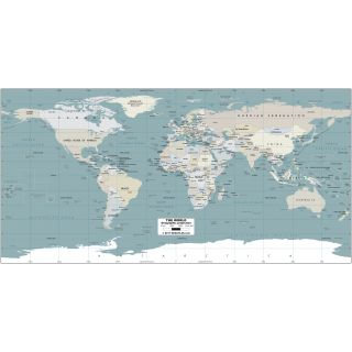 Monde - Geographic