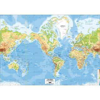 Monde - Mercator America