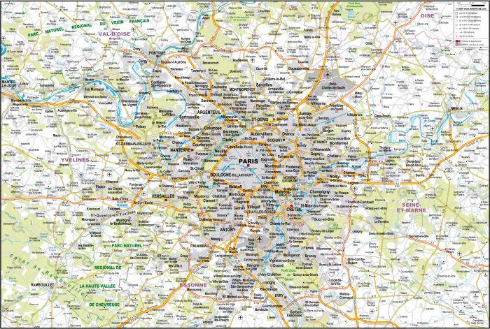 Paris Agglomeration
