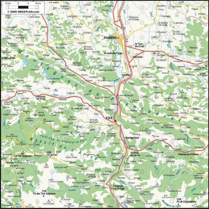 Foix Pamiers