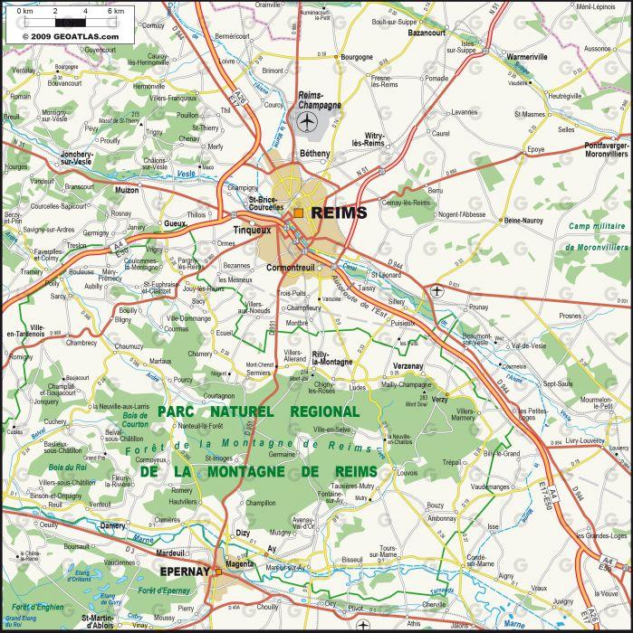 Reims Epernay