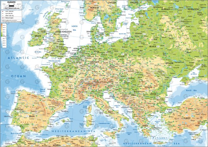 Europe Helsinki-Lisbonne