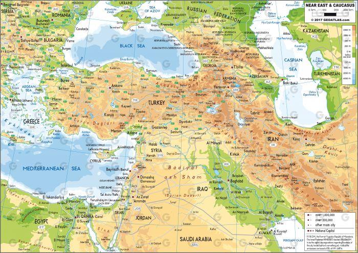 Europe Near-East