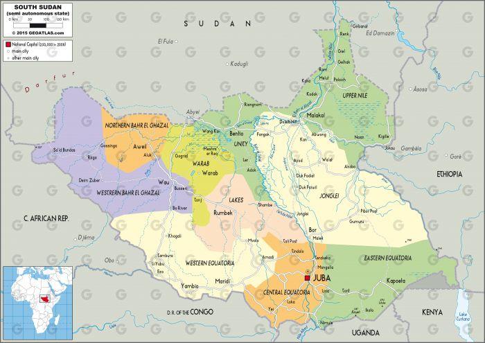 Sud Soudan