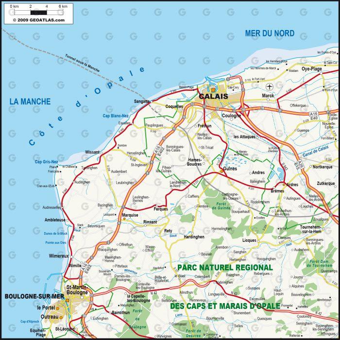 Calais Boulogne-Sur-Mer