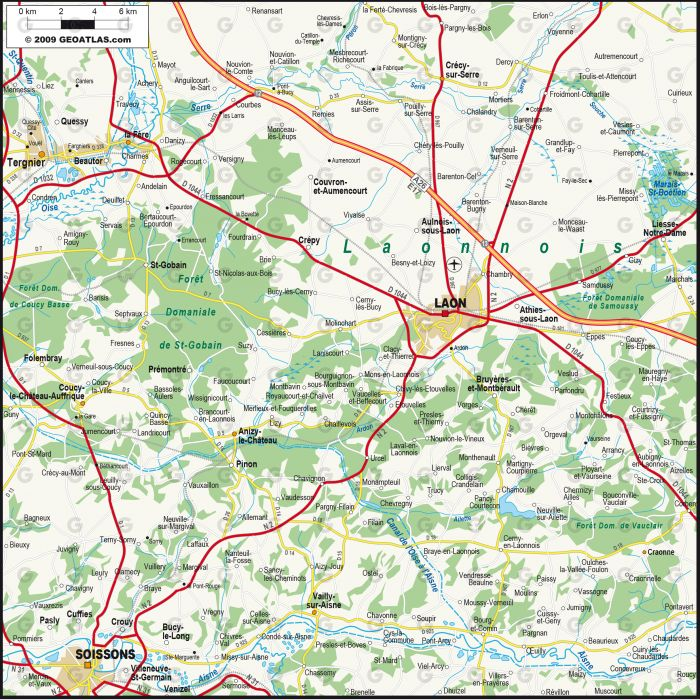 Laon Soissons